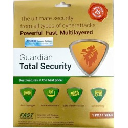 Guardian Total Security 1 Pc\1 Year