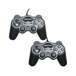 ASTRUM USB GAMEPAD DUAL VIBRATION COMBO - GP220