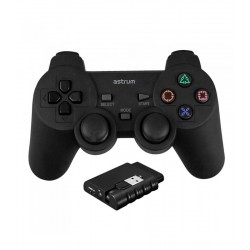 ASTRUM WIRELESS GAMEPAD FOR PC/PS2 /PS3 - GW500