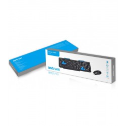 ASTRUM USB KEYBOARD AND MOUSE COMBO - KC110