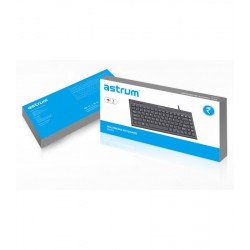 ASTRUM USB MINI CHICK LET KEYBOARD - KM300