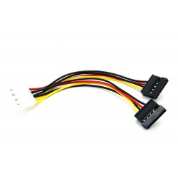 GTECH SATA POWER Y CABLE