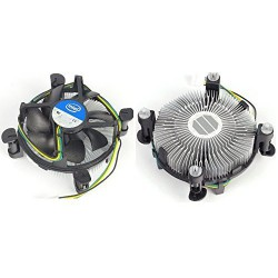 Intel CPU Cooler Fan Socket 775