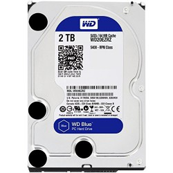 Western Digital 2TB Internal Hard Drive (Blue)