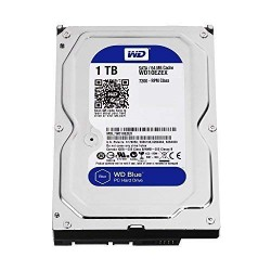 Western Digital 1TB Internal Hard Drive for Desktop (Blue)
