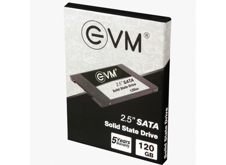 """EVM 120GB 2.5"""" SATA SOLID STATE DRIVE (SSD)"""
