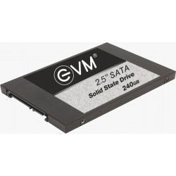 """EVM 240GB 2.5"""" SATA SOLID STATE DRIVE (SSD)"""