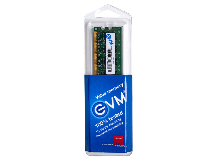 EVM 2GB DDR 2 DESKTOP RAM