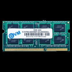 EVM 8GB DDR3 LAPTOP RAM