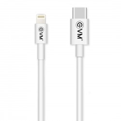 EVM TYPE C TO LIGHTNING/IPHONE DATA CABLE CL01