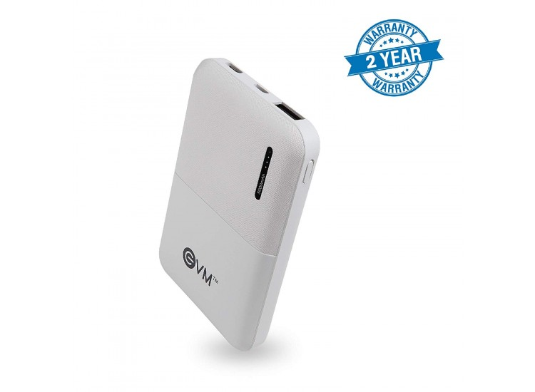 EVM POWER BANK 5000 MAH - ENCORE 2 YEARS WARRANTY