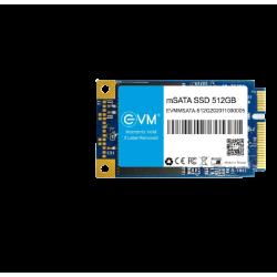 EVM 512GB MSATA SOLID STATE DRIVE (SSD)