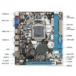 EVM H61 DDR3 MOTHERBOARD