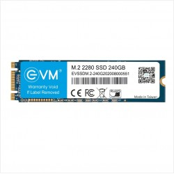EVM 240GB M.2 2280 SOLID STATE DRIVE (SSD)