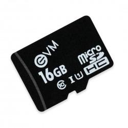 EVM 16GB CLASS 10 MICRO SD CARD
