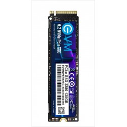 EVM 128GB PCIe NVME SOLID STATE DRIVE (SSD)