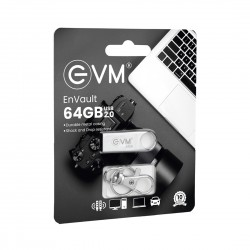 EVM 64GB PENDRIVE USB 2.0