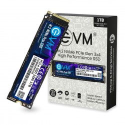 EVM 1 TB PCIe NVME SOLID STATE DRIVE (SSD)
