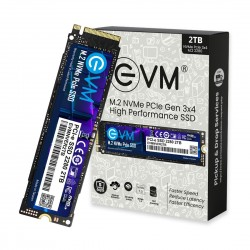 EVM 2 TB PCIe NVME SOLID STATE DRIVE (SSD)