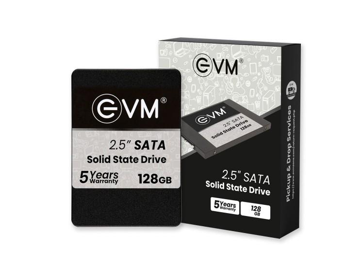 """EVM 128GB 2.5"""" SATA SOLID STATE DRIVE (SSD)"""