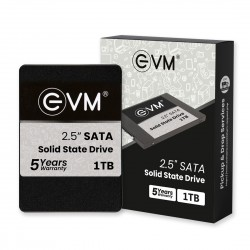 """EVM 1 TB 2.5"""" SATA SOLID STATE DRIVE (SSD)"""