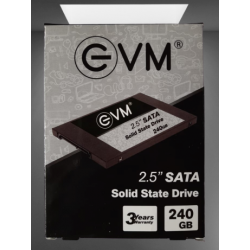EVM 240GB SOLIDE STATE DRIVE (SSD)