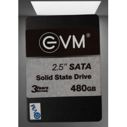 EVM 480GB SOLIDE STATE DRIVE (SSD)