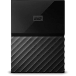 WESTERN DIGITAL 1 TB EXTERNAL HARD DISK - MY PASSPORT