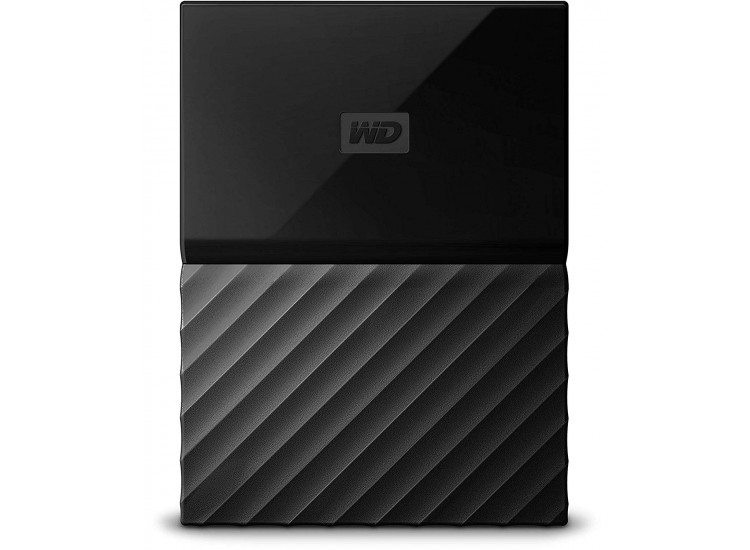 WESTERN DIGITAL 2 TB EXTERNAL HARD DISK - MY PASSPORT