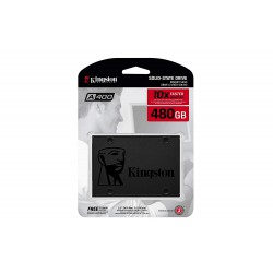 KINGSTON 480GB SOLID STATE DRIVE (SSD)