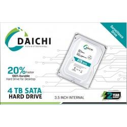 DAICHI 4TB HARD DISK