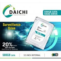 DAICHI 500GB HARD DISK