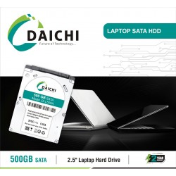 DAICHI 500GB LAPTOP HARD DISK