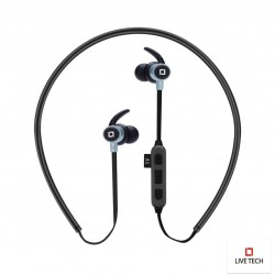 Live Tech BTE04 Diana Bluetooth Earphones with Mic and SD Card Slot