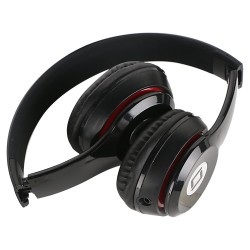 Live Tech HP22 Stereo On-Ear Wired Headphones with Mic