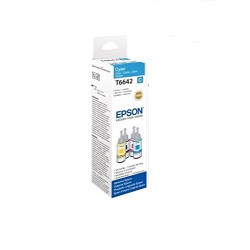 Epson 6642 70 ml Ink Bottle (Cyan)