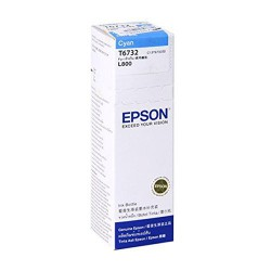 Epson T6732 Cyan Ink Bottle