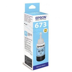 Epson T6735 Light Ink Container (Cyan)
