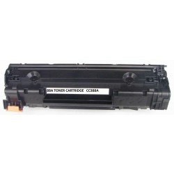 High Quality 88A Compatible Black Toner Cartridge (OEM Pack)