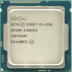 INTEL i3 4th GEN PROCESSOR WITH FAN