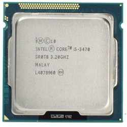 INTEL CORE i5 3rd GEN PROCESSOR WITH FAN