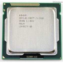 INTEL CORE i5 2nd GEN PROCESSOR