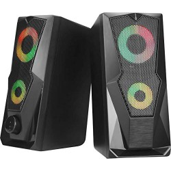 Live Tech SP12 Gaming Sterio Speakers USB 2.0